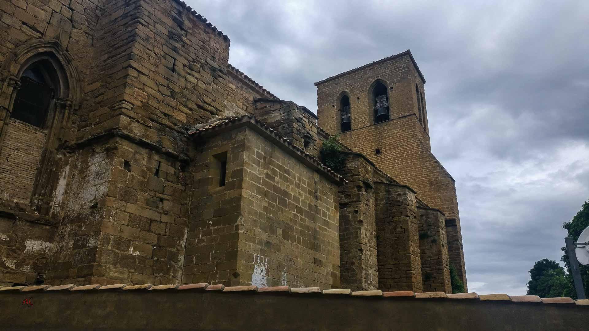 Artieda Sanguesa camino Aragones