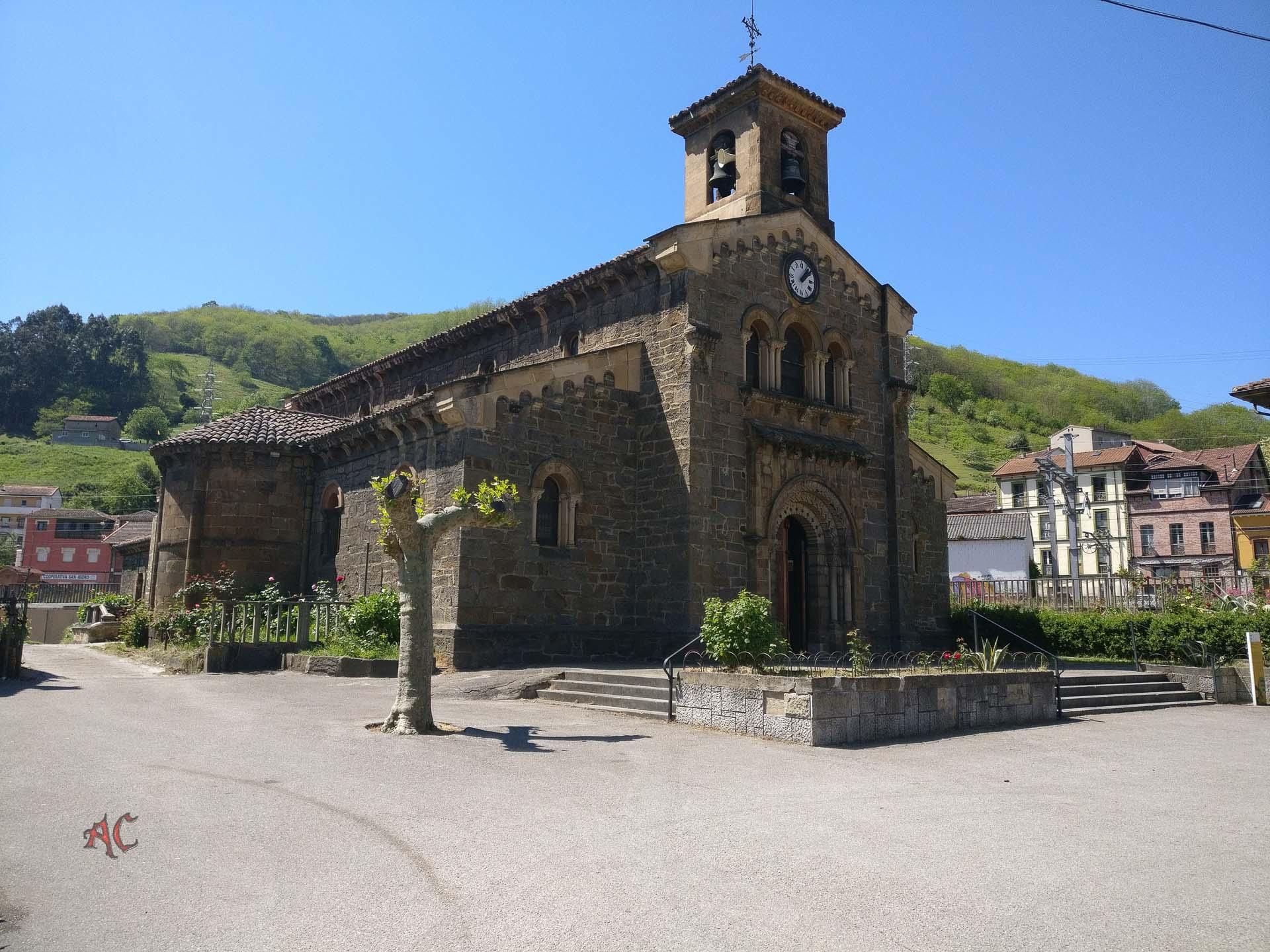 Etapa del Camino del Salvador Bendueñes Mieres