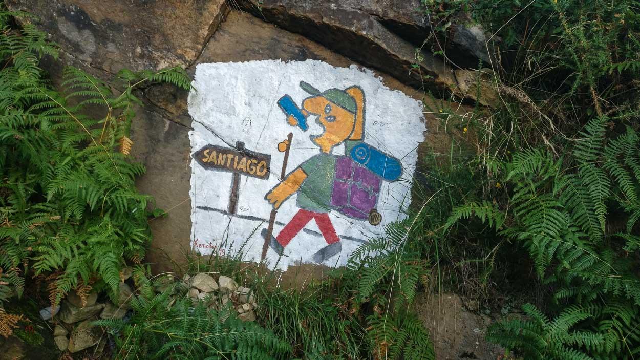 Donosti Getaria, Camino del norte