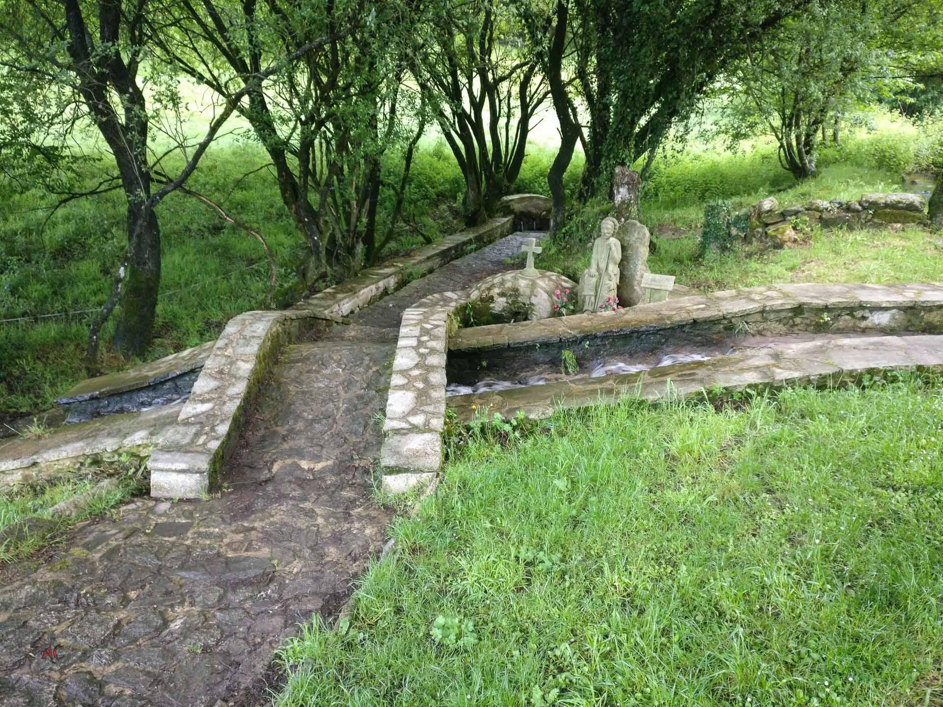 Camino Primitivo de Ferreira a Mellide