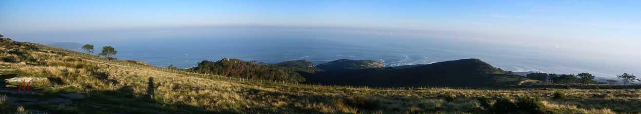 Irun Donosti, Camino del Norte
