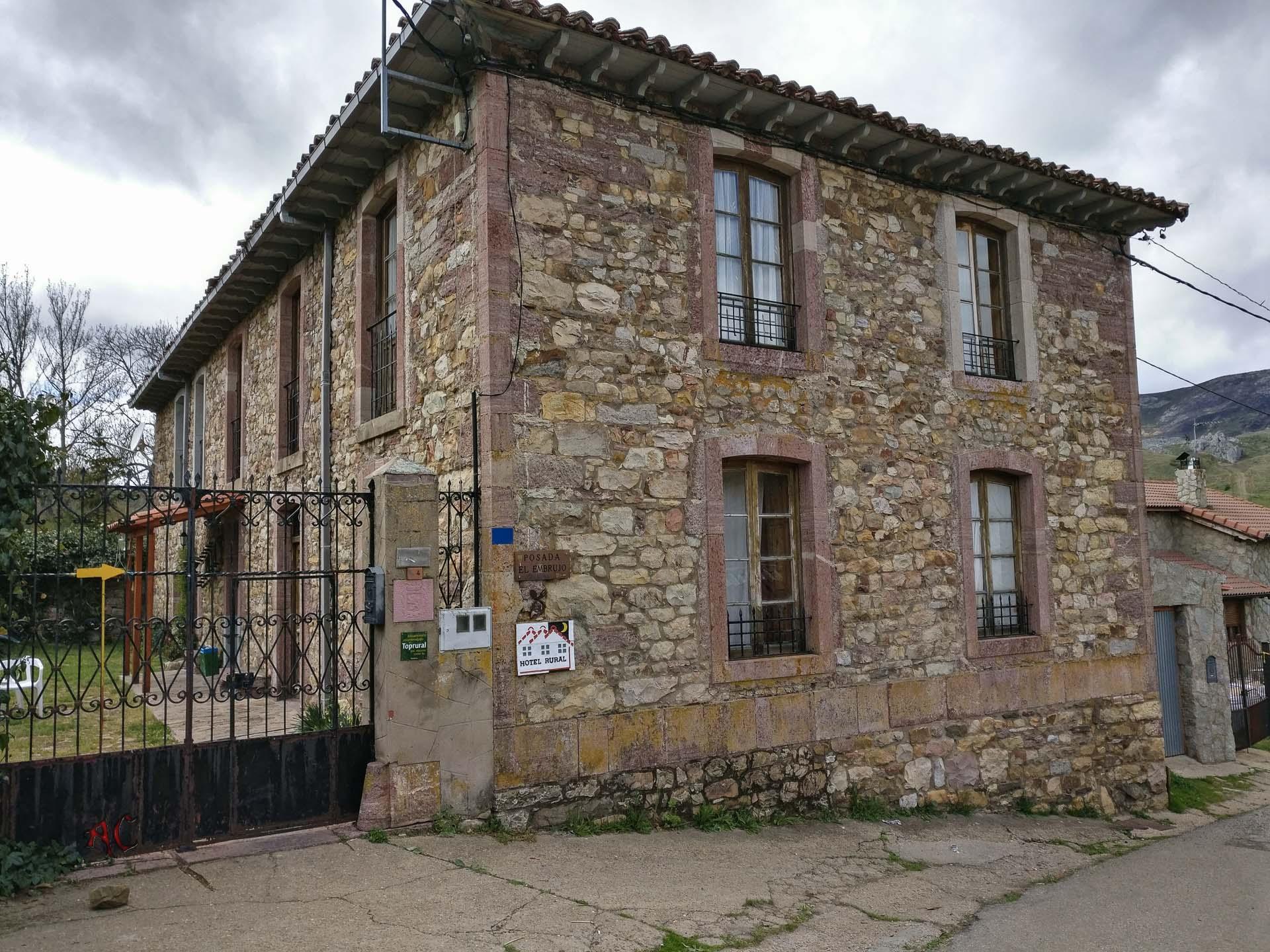Casa Rural de Pobladura de la Tercia El embrujo