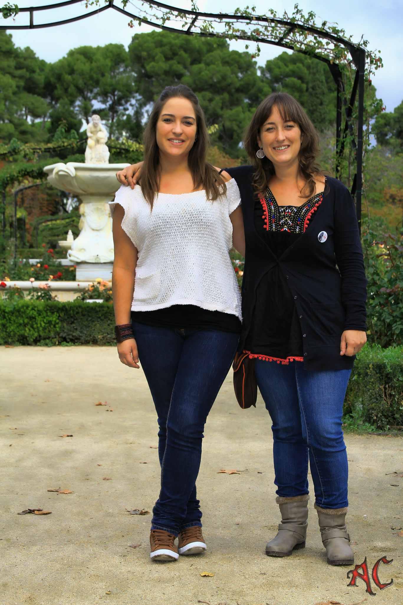 Idoia y Ainara Sanchez