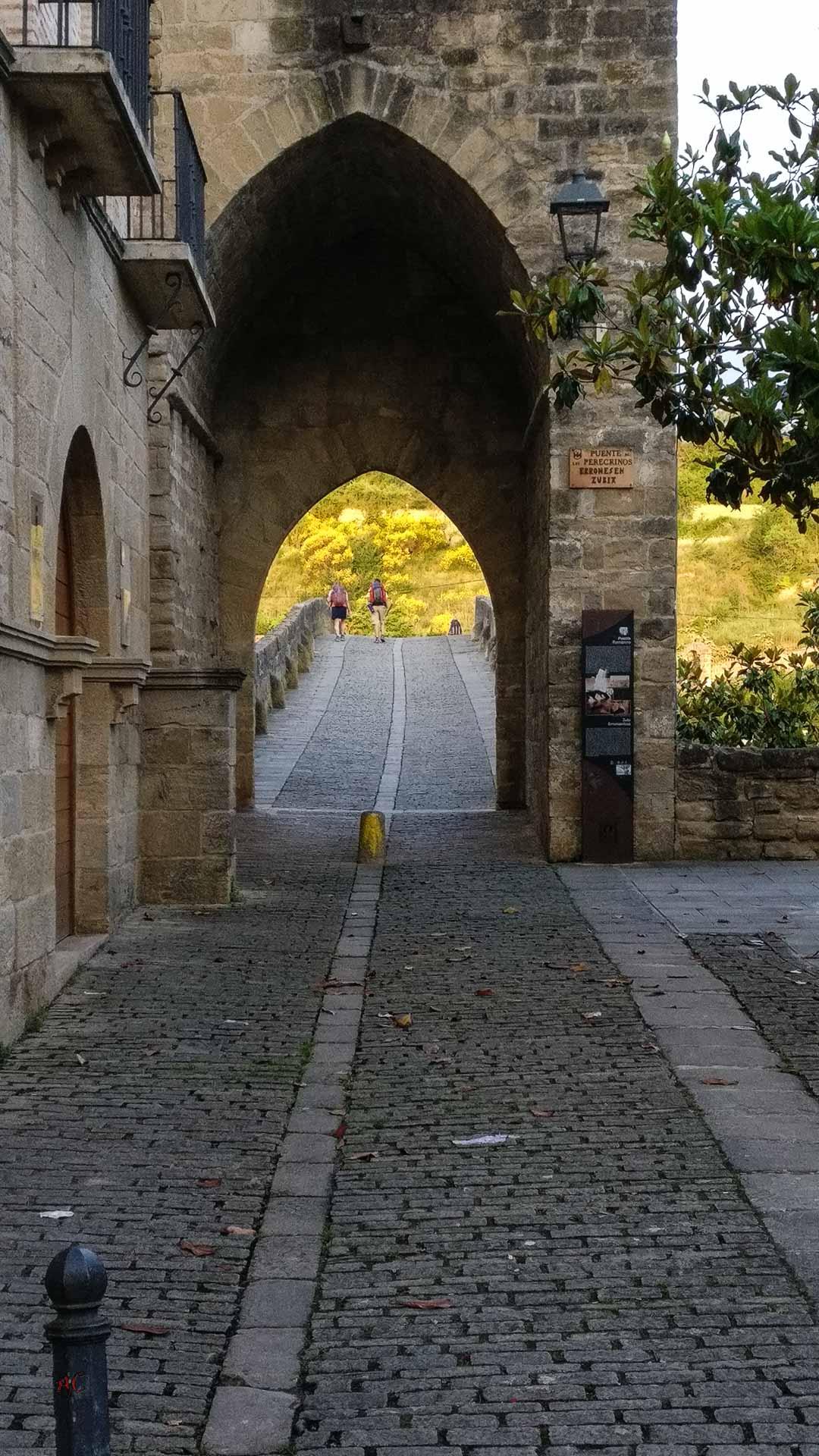 Puente de la Reina Estella