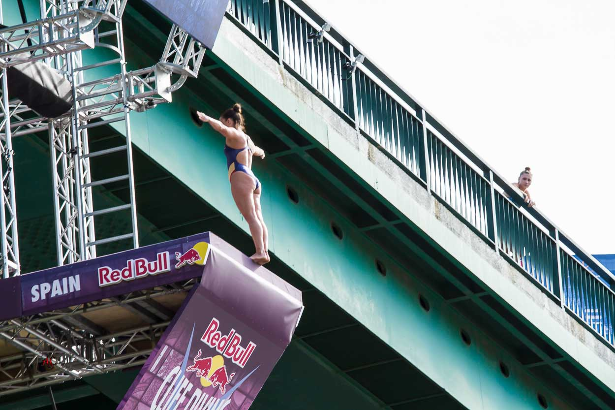 Red Bull Cliff Diving Bilbao 2019