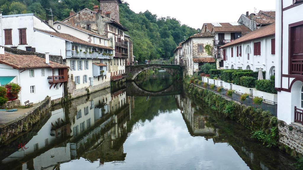Saint Jean Pied de Port. Camino Frances