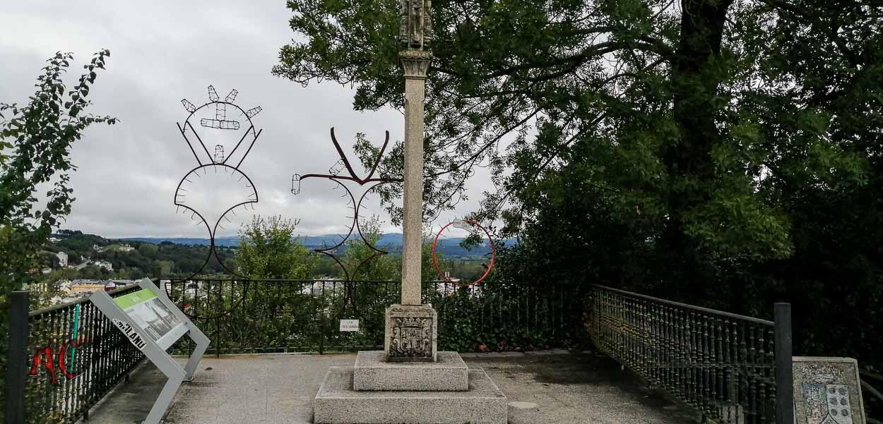 Samos a Mercadoiro Camino Frances