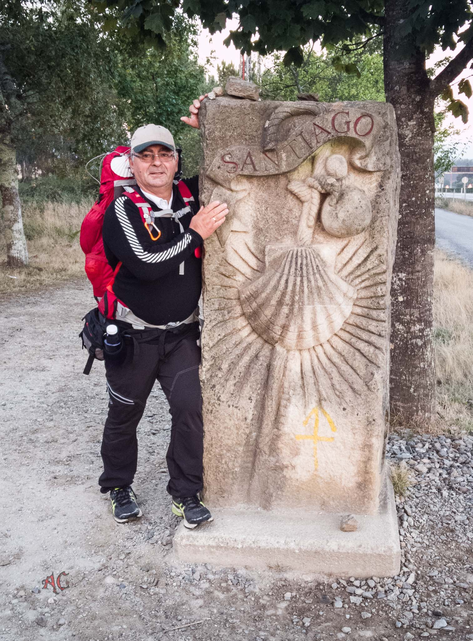 Santa Irene Santiago de Compostela