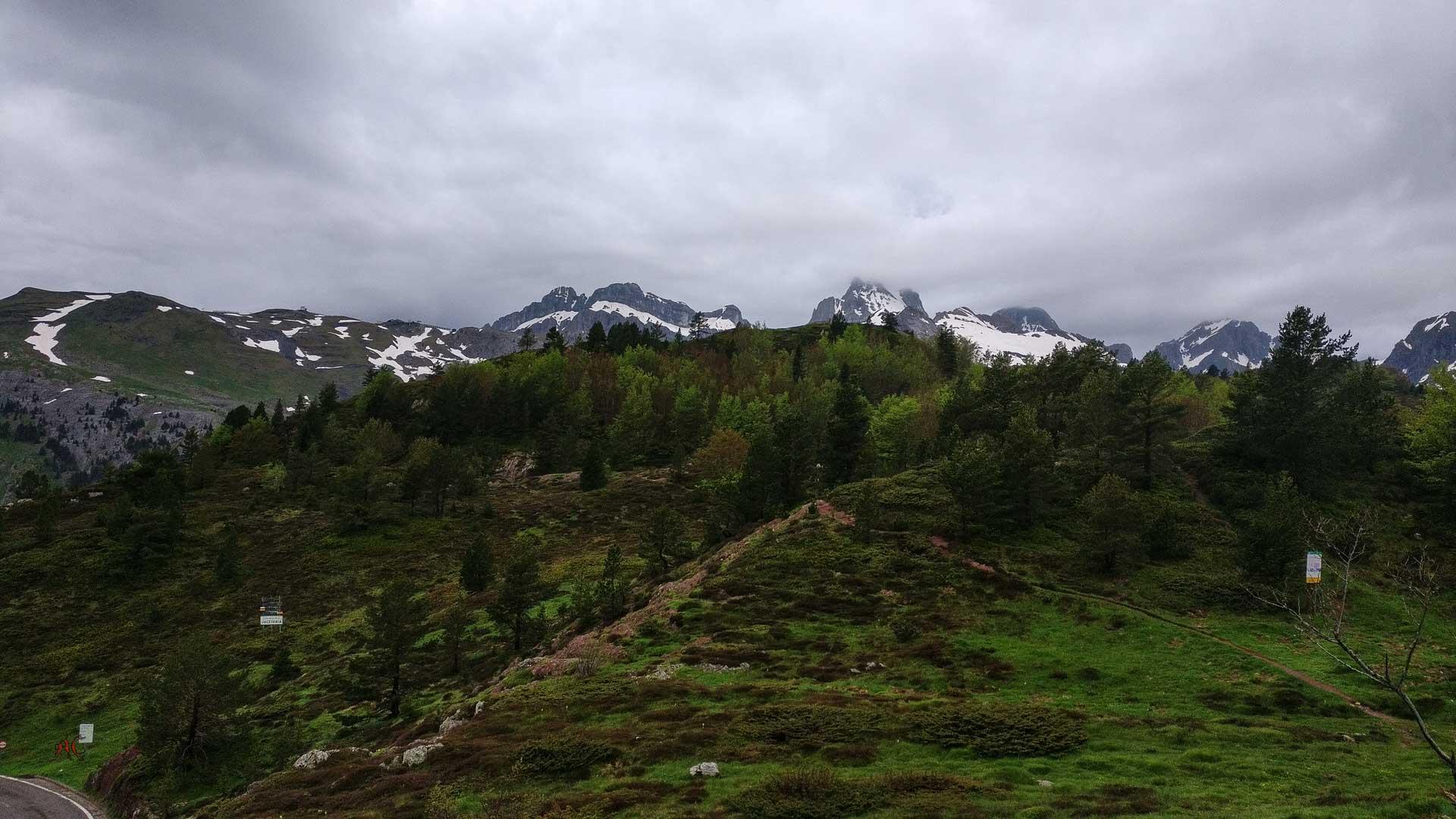 Camino Aragonés Somport