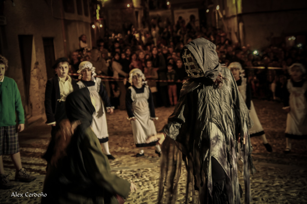 Terrorifrias 2014, Halloween.