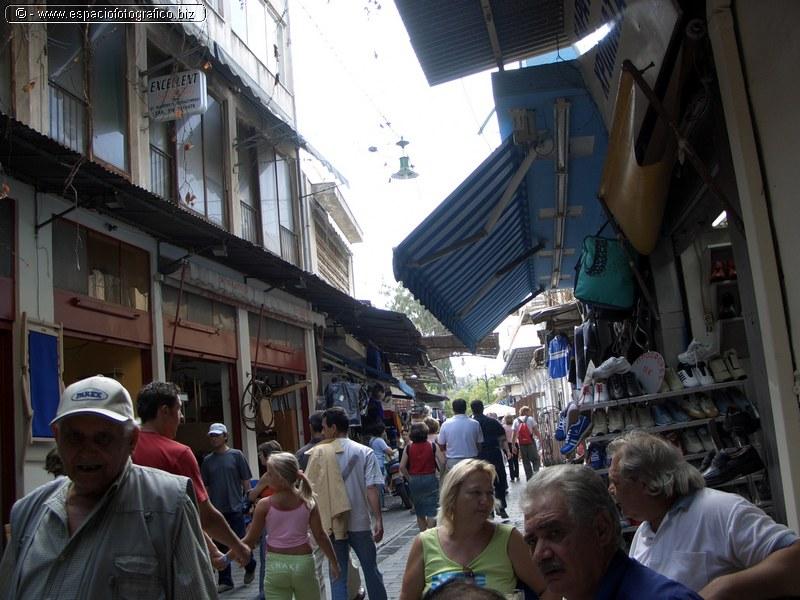 El Barrio de Plaka
