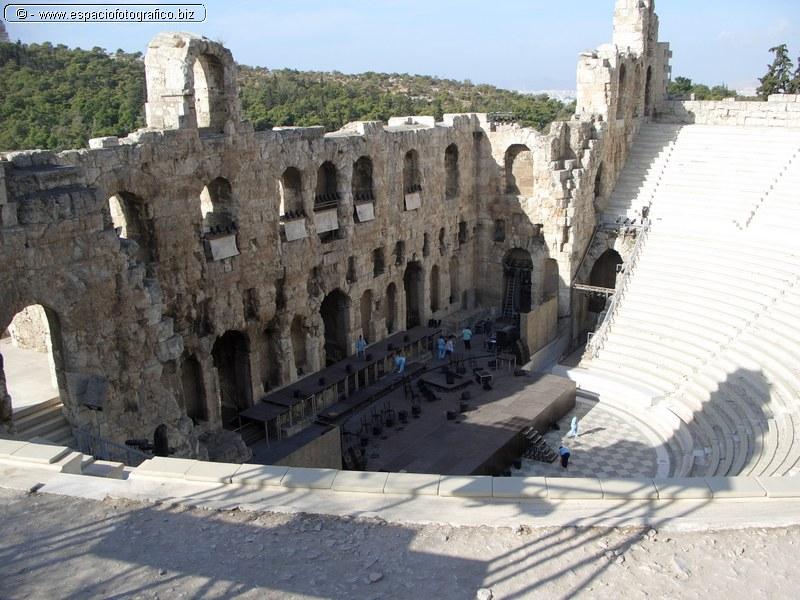 El Odeon de Herodes atico