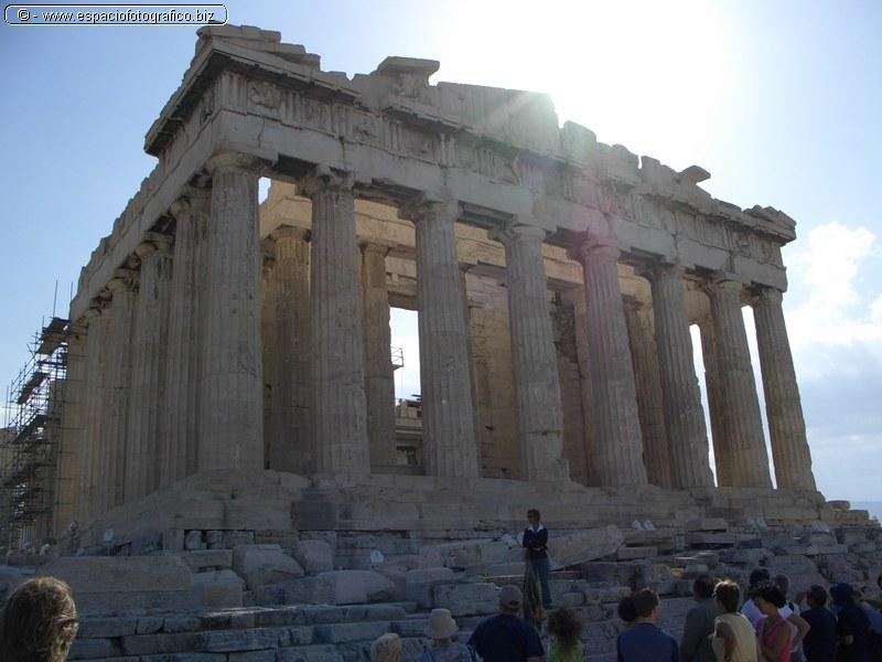 El Partenon Fachada Principal