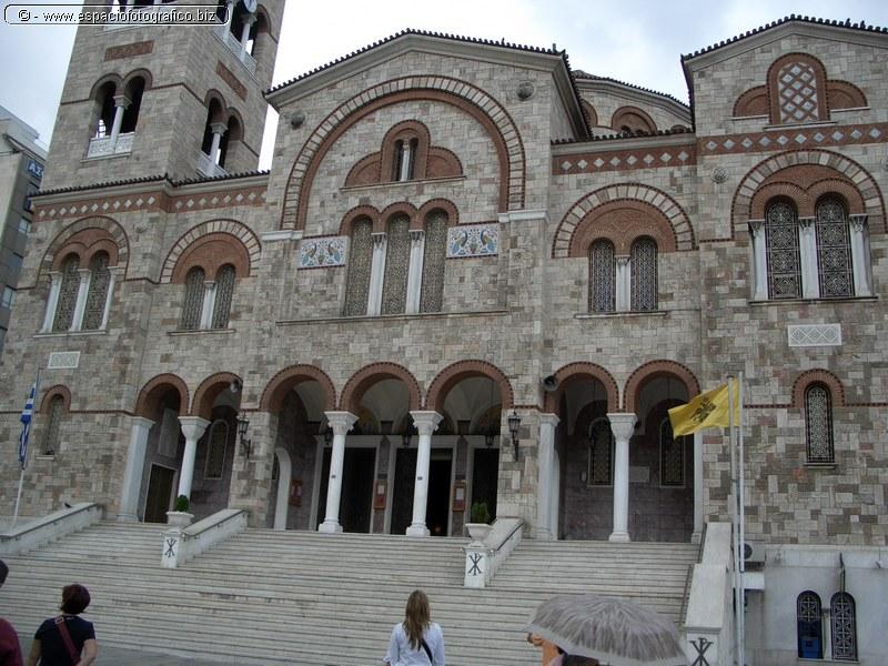 Iglesia Ortodoxa en atenas