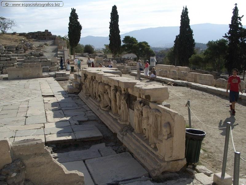 Teatro de los Dionisos