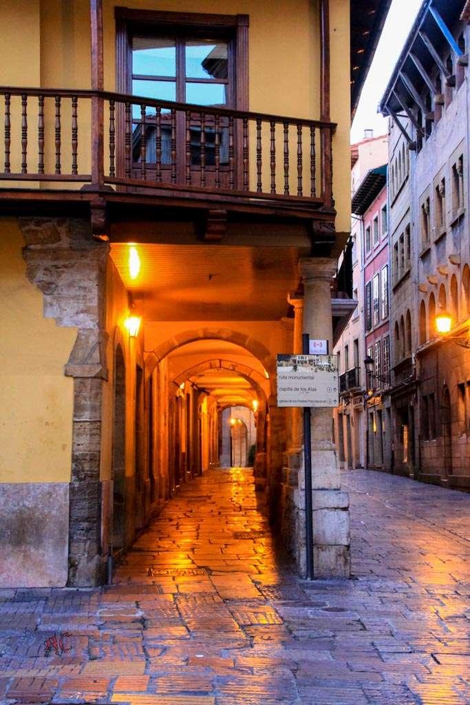 Camino de Santiago, Aviles, Cudillero,