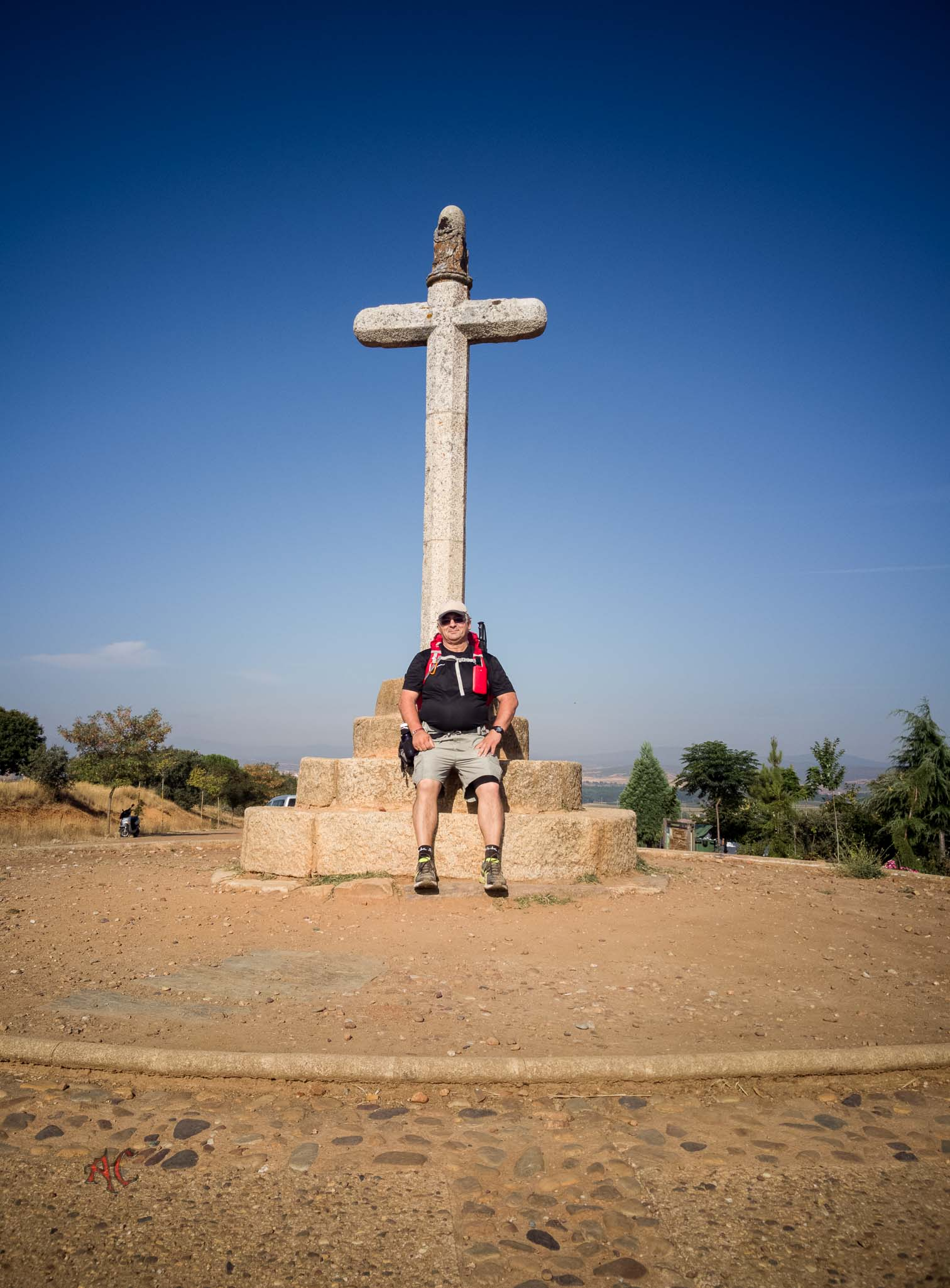 etapa de San Martin del Camino-astorga
