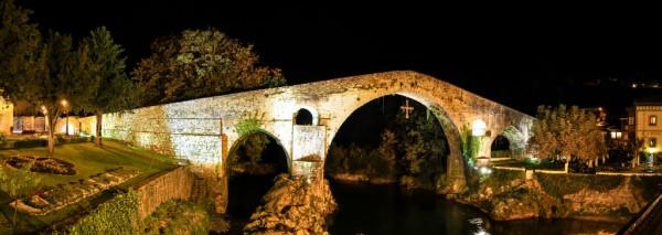 Asturias, Puente de Cangas de Onix