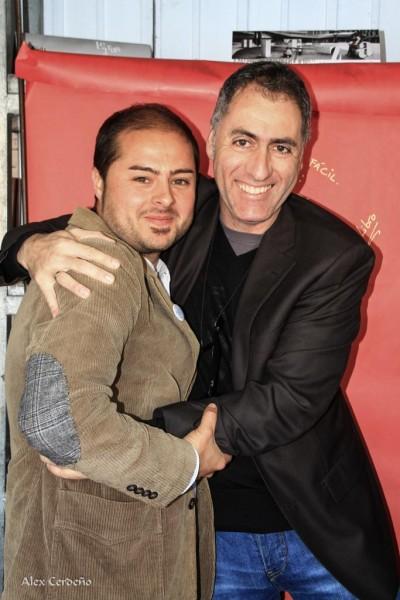 Cesar Fernadez, Mikel Alvira