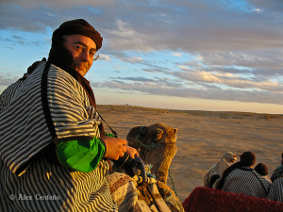 Alex Cerdeño, Sahara Tunezino.