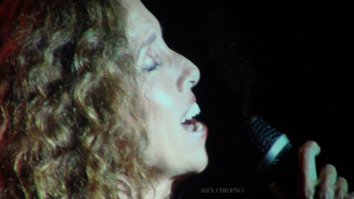 Ana Belen en el concierto d e la Aste Nagusia de Bilbao 2013