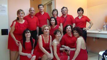Grupo2014 Biarte baile