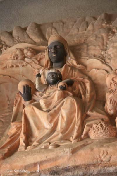 La Virgen Moreneta, Virgen de Montserrat