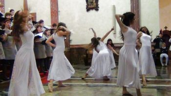 Grupo de Baile de Biarte y Zirzira